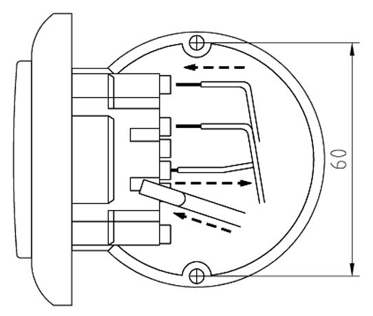 pt100 rumf u00f8ler med potentiometer   elsag dk