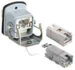 Billede af E-DAT Industry IP67 V5 metalbulkhead