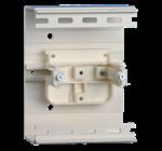 Billede af Monteringsbeslag til samledåser T-slidsmontering - Vandret montering