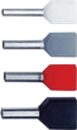 Terminalrør | ledningstyller dobbelte