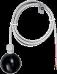 Billede af Ni1000-TK5000 Rumpendultemperaturføler (Globeføler) med passiv udgang.