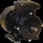 Billede af Elmotor 1370 rpm, 0,55kW   0,75hk, B3 fodmotor, 3 faset
