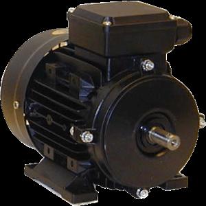 Billede af Elmotor 745 rpm, 160kW | 218hk, B3 fodmotor, 3 faset