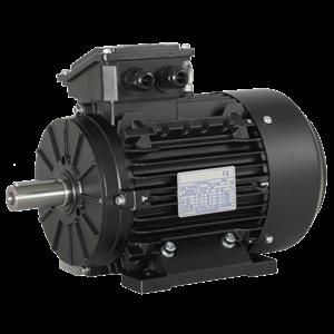 Billede af Elmotor 1490 rpm, 200kW | 272hk, B3 fodmotor, 3 faset
