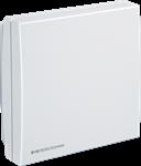 VOC luftkvalitetsføler til måling af luftkvaliteten i rum. IP30. Med udgangsrelæ / grænseværdi.