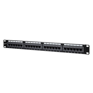 Billede af Patch panel Cat5e UTP 24 port 1HE LSA
