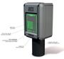 Billede af Detektor | HCN | Blåsyre | Hydrogencyanid | Måleområde 0-10 ppm | 3 relæ udgange og 1 alarmudgang | 4-20mA