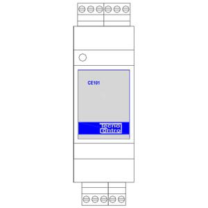 Billede af Udvidelsesmodul med 2 målinger. Passer til central CE100
