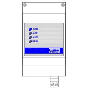 Billede af Strømforsyning til gascentral CE100. 230V/AC til 24V/DC