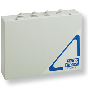 Billede af Decentral modul med 8 analoge indgange til gasdetektor. Passer til gas central CE424p