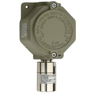 Billede af EX Gasdetektor måling af CH4 | Metan | Naturgas | Biogas. Måleområde 0…20% LEL | 4...20mA udgangssignal