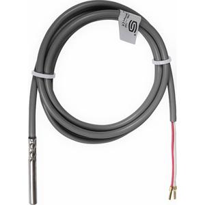 Billede af PT100 Kabelføler ø6x50mm Måleområde: -50...+180 °C | 8m kabel