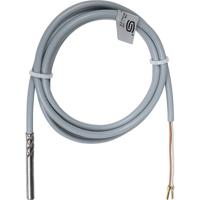 Billede af PT1000 Kabelføler ø6x50mm Måleområde: -35...+105 °C   5m kabel
