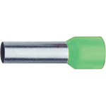 Billede af Terminalrør - Ledningstylle 0,34mm² lysgrøn