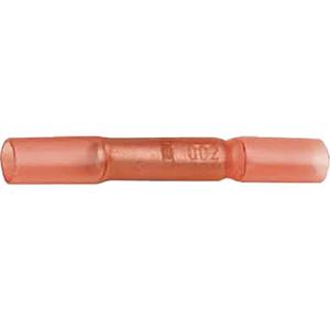 Billede af Pressemuffe | samlemuffe med krympeflex 0,5-1mm² rød
