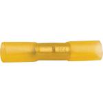 Billede af Pressemuffe | samlemuffe med krympeflex 4-6mm² gul