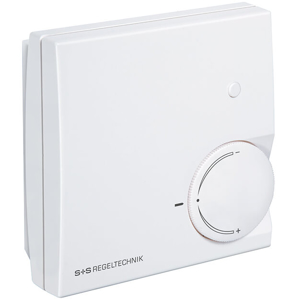 Billede af NI1000 Rumtemperaturføler, potentiometer og trykknap