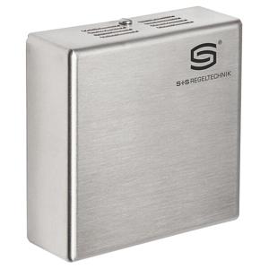 Billede af 0-10V Rumtemperaturføler med rustfri stål kabinet