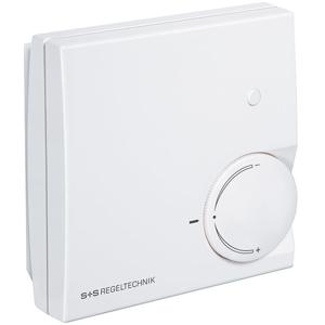 Billede af PT1000 Rumtemperaturføler, potentiometer og trykknap