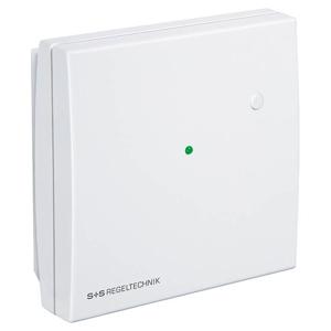 Billede af PT100 Rumtemperaturføler, grøn LED og trykknap