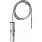 Billede af NTC 20k påspændingsføler med kabel. Måleområde: -35...+150°C