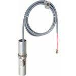 Billede af LM235z påspændingsføler med kabel. Måleområde: -35...+105°C