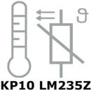 Billede til varegruppe KP10 LM235Z TEMPERATUR-FØLER