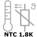 Billede til varegruppe NTC 1,8K TEMPERATUR-FØLER