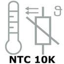 Billede til varegruppe NTC 10K TEMPERATUR-FØLER