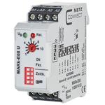 Billede af Timer   Tidsrelæ   24V / 230V   2 funktioner   anvend denne til forsinket sluk