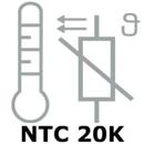 Billede til varegruppe NTC 20K TEMPERATUR-FØLER