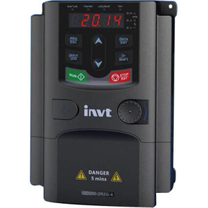 Frekvensomformer 0,75kW | 3x400V | 2,5 Amp IP20
