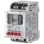 Billede af BACnet  io modul 4 analoge udgange og manuel betjening, BMT-AOP4