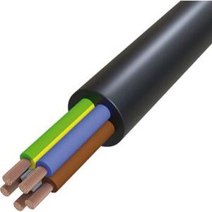 Billede af Gummikabel 5x1,5 | 5G1,5 mm² H07RN-F Ring 50m