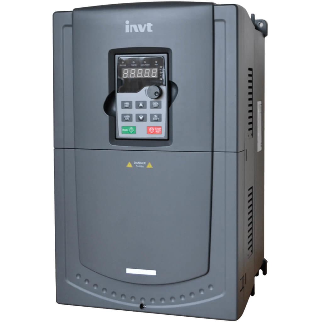 Billede af Frekvensomformer 22kW - 30kW | 3x400V | 45-60 Amp IP20