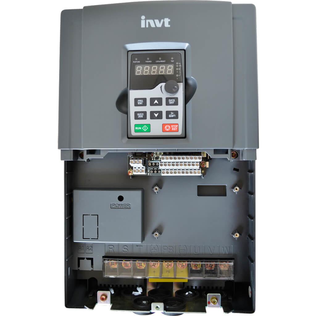 Billede af Frekvensomformer 30kW - 37kW | 3x400V | 60-75 Amp IP20.