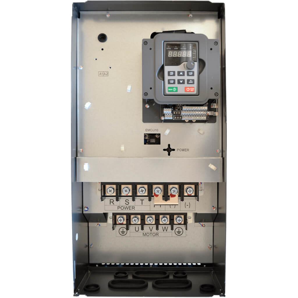 Billede af Frekvensomformer 110kW - 132kW | 3x400V | 215/260 Amp IP20