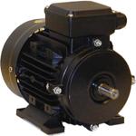 Billede af Elmotor 0,12kW | 0,16hk, 1350 rpm, B3 fodmotor, 3 faset