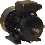 Billede af Elmotor 2730 rpm, 0,12kW | 0,16hk, B3 fodmotor, 3 faset