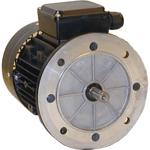 Billede af Elmotor 0,09kW | 0,12hk, 1320 rpm, B5 stor flange, 3 faset