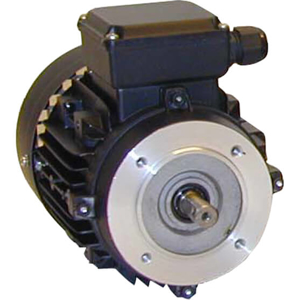 Billede af Elmotor 690 rpm, 0,12kW   0,16hk, B14 lille flange, 3 faset