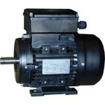 Billede af Elmotor 1400 rpm, lavt startmoment 0,25kW   0,34hk, B3 fodmotor, 1 faset 230V