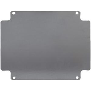 Billede af 200x150 mm bundplade | montageplade til monteringskasse