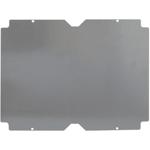 Billede af Bundplade | montageplade - til monteringskasser 290x220mm