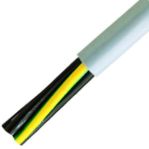 Billede af Styrekabel - Maskinkabel YSLY-JZ 8x1 mm², 100m ring