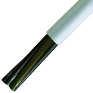 Billede af Styrekabel 5x1mm²   100m ring   YSLY-OZ
