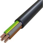 Billede af Gummikabel 4x1,5 | 4G1,5 mm²  H07RN-F Ring 50m