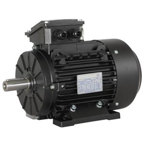 Billede af Elmotor 1485 rpm, 75kW | 100hk, B3 fodmotor, 3 faset