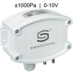 Billede af Differenstryktransmitter | 0-10V | ±1000 Pa | til luft
