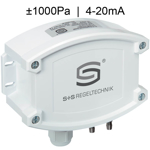 Billede af Differenstryktransmitter | 4-20mA | ±1000 Pa | til luft